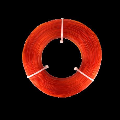 Fiberlogy Narancssárga áttetsző Easy PET-G Refill filament
