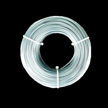 Fiberlogy Ezüstszürke Easy PET-G Refill filament