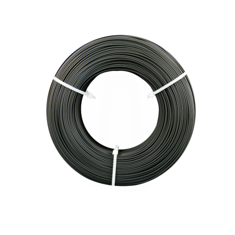 Fiberlogy Fekete Easy PET-G Refill filament